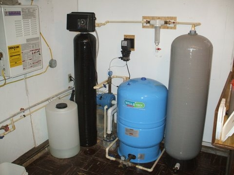 Water Filtration Systems For Homes With Wells Well Water System Disinfects