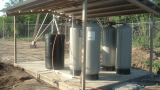 nitrate well water plant