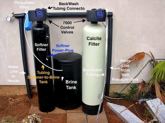 Fleck 7000 Neutralizer And Water Softener Everything Went