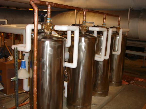 Washington State Dept of Transportation Acid Neutralizer Project