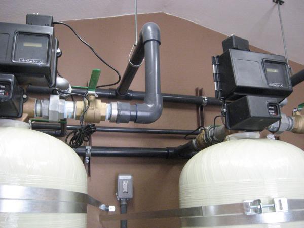 Montana De Oro Iron Filter System