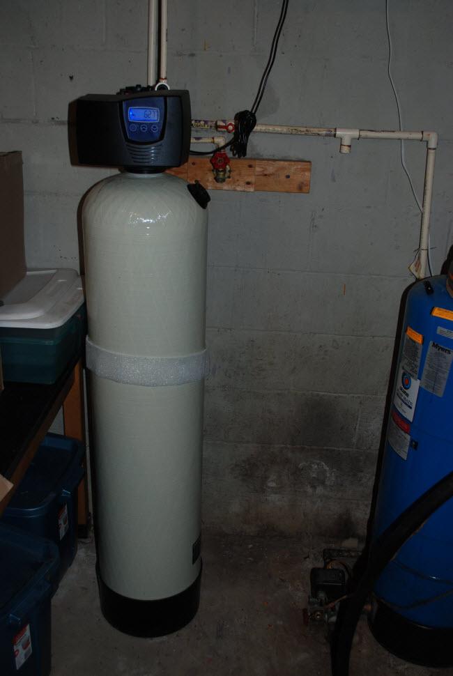 Neutralizer Well Water Installation