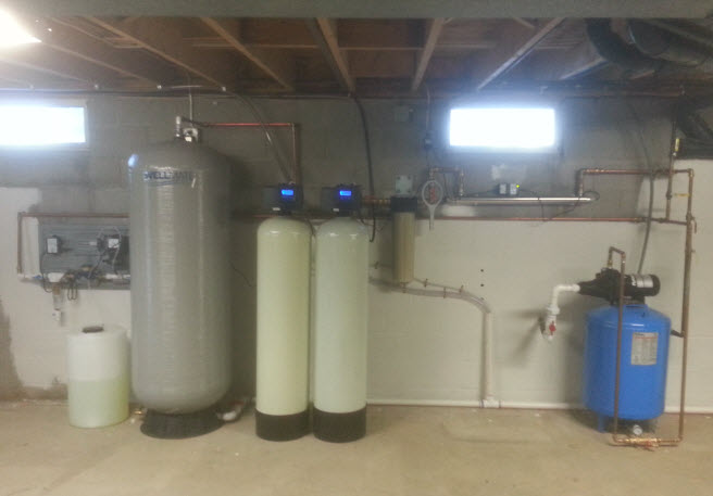 Image Result For Whole House Water Softeners