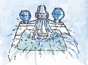 high pressure sink