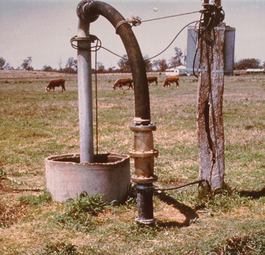 poorly constructed well
