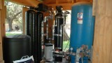 Water softener and Iron Filter system