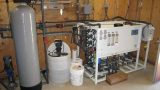 RO system for well water treatment systems