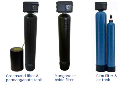 Birm, Greensand, and Pro-OX Iron Filters:  A Primer