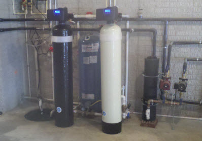 We have been 100% pleased with the water system that we purchased from you.