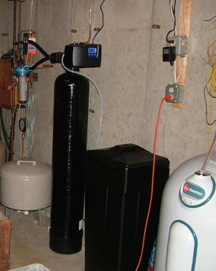 Fleck 7000 Water Softener