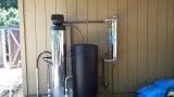 UV light water treatment