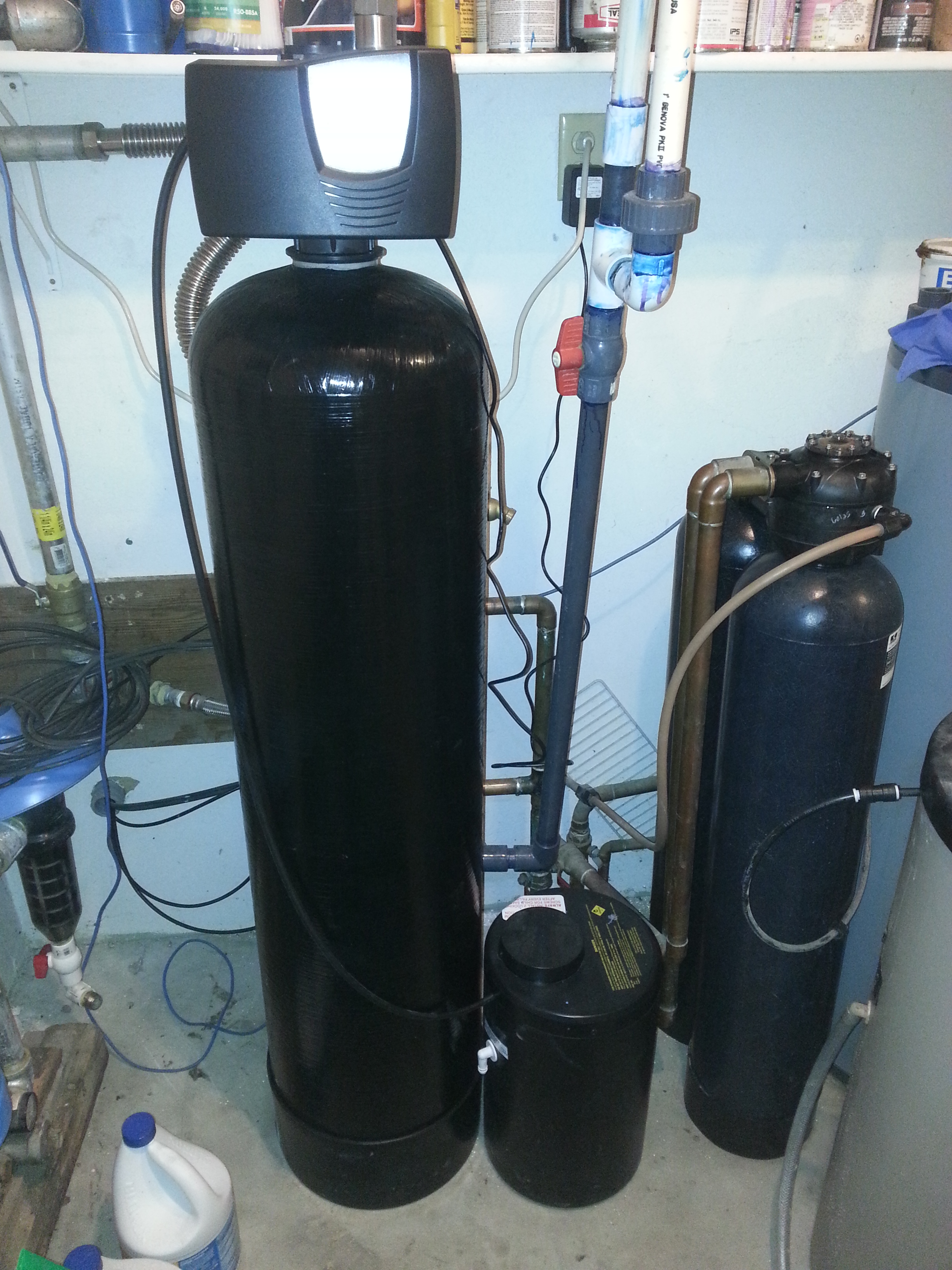Anyone Suffering from Staining Needs One of These Systems