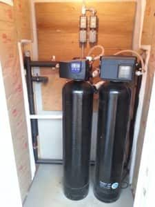 187 Proox Iron Filter And Adedge Arsenic System Successfully