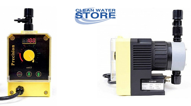 CLEAN WATER SYSTEMS chlorinator is a Superior Product at Less Cost!