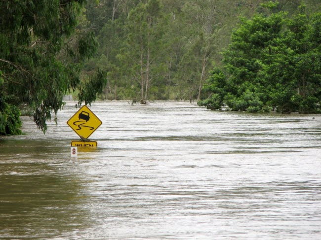 What to Do When Your Well is Covered by Flood Water