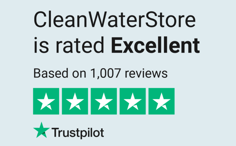 """""""Clean Water Store Probably Has One of the Best Customer Service Representatives I Have Ever Seen."""""""