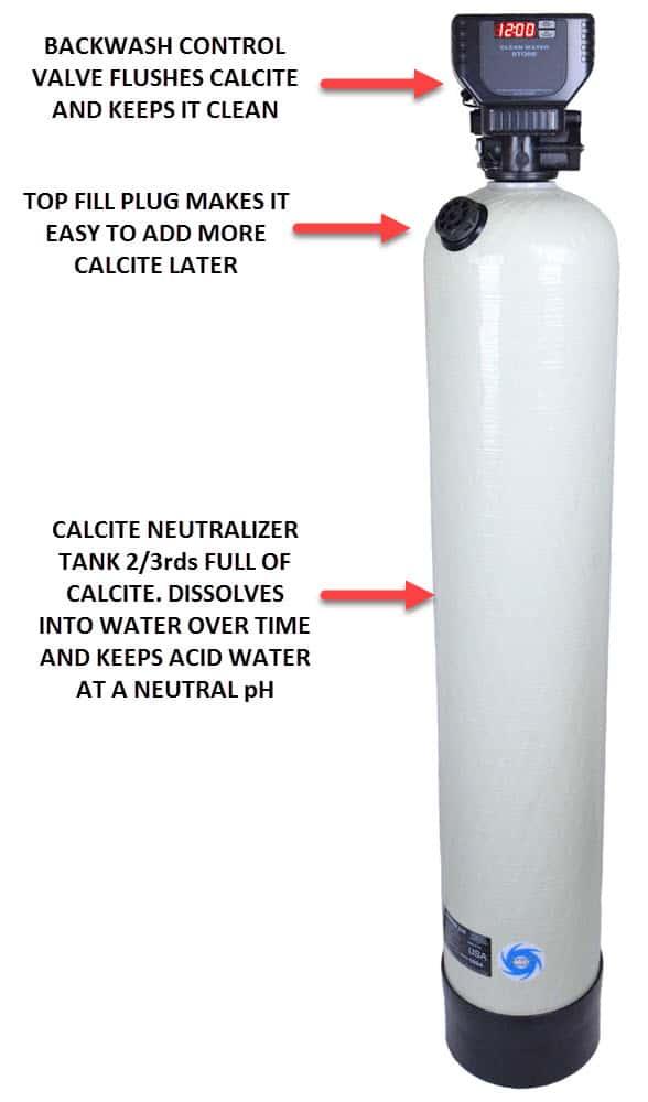 neutralizer tank