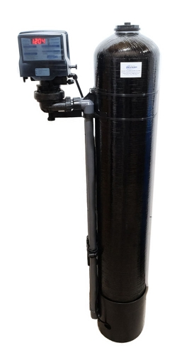 5900-BT-AIR Sulfur Filter Eliminates Rotten-Egg Odors & Sediment without Restricting Your Water Pressure