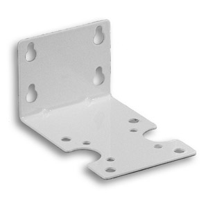 Bracket Kit 4500 & 8000 Housings, White-Steel