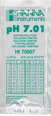 Hanna pH Buffer Solution 7.01