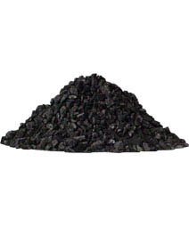 Activated Carbon Coconut Shell 0.5 Cu. Ft.