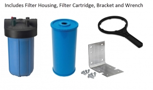 Fluoride Whole House Filters