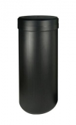 "Brine tank: 24"" x 41"" Black 2300 Safety Float 700# Salt"