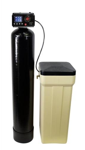 commercial water softener 9510 96k 30cf - Commercial Water Softener