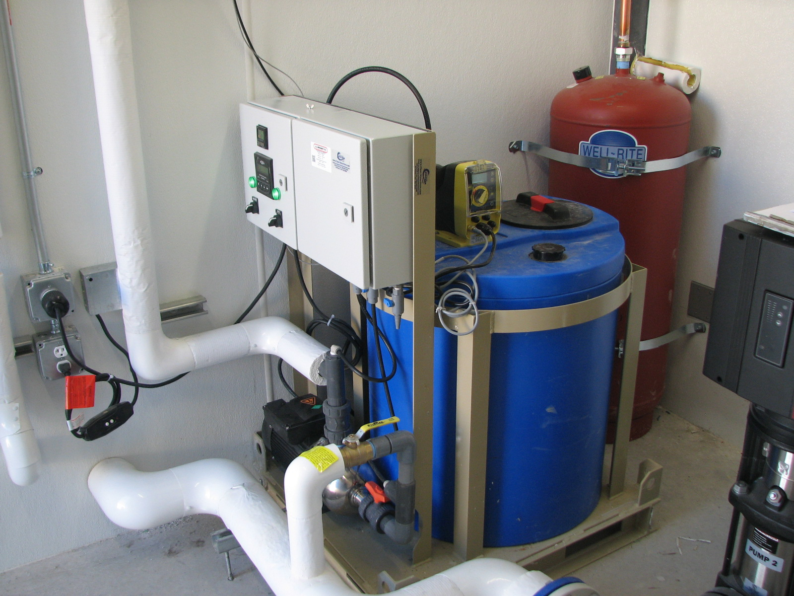 Chlorination Systems