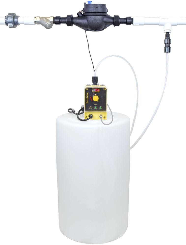Soda Ash Systems