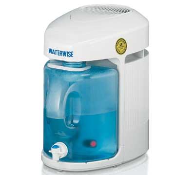 Waterwise 9000 w/ 1 gallon bottle
