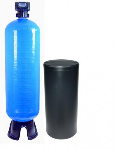 water softener 7500 commercial 210k grain capacity 2 - Commercial Water Softener