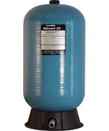 Provides both plastic (poly) and steel water storage tanks, septic systems, pressure tanks, submersible well pumps, and other accessories.