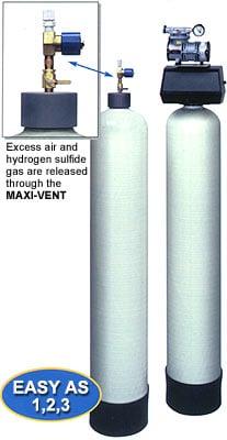 Maxi-Vent Air Compressor System