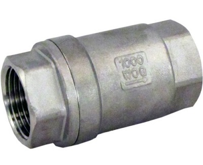 Check Valve Stainless Steel Spring Check 1