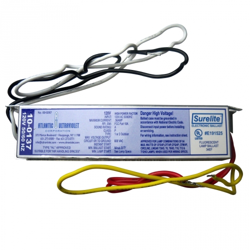 Ballast: S37B/S50B & MP36B/MP49B 220v/50Hz