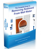 how to remove sediment book