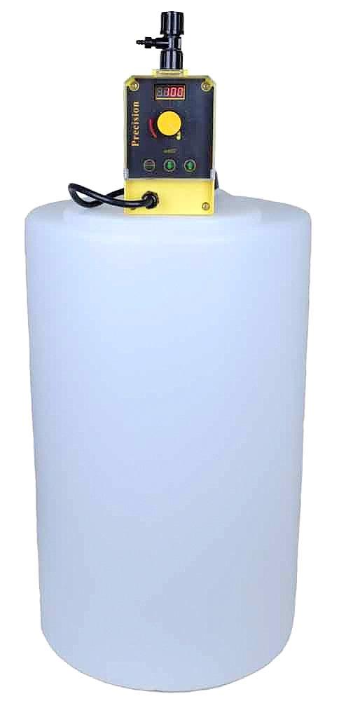 How To Select  U0026 Size A Liquid Bleach Well Chlorinator