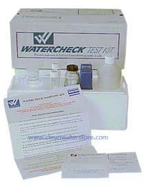WATERCHECK DELUXE LAB TEST WITH PESTICIDE OPTION