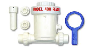 Dry Pellet In-Line Chlorinator Model 400
